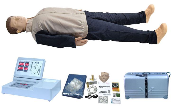CPR490电脑心肺复苏模拟人