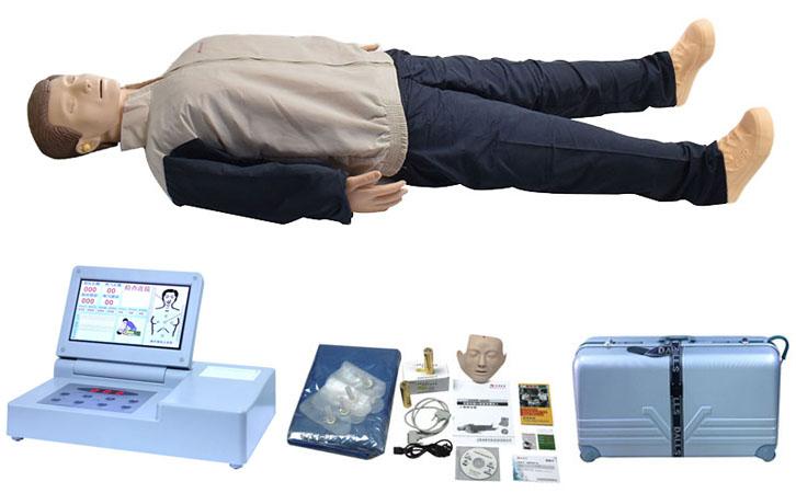 大屏幕电脑心肺复苏模拟人
