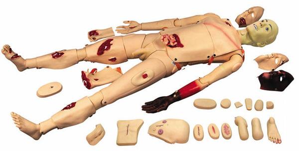 全功能创伤护理模型人