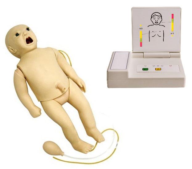 多功能新生儿综合急救训练模拟人
