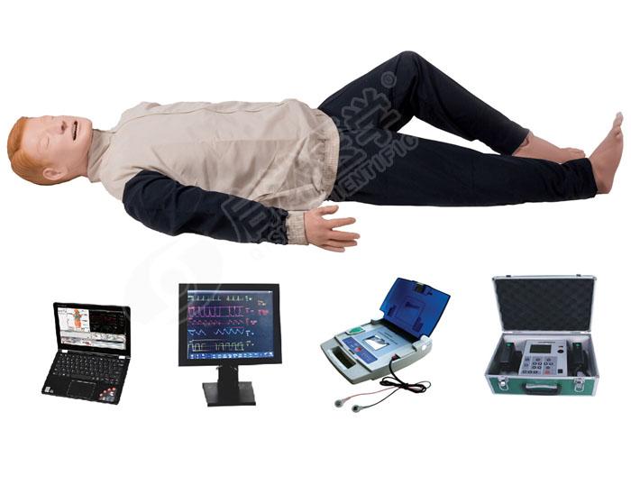 ACLS8000C 高智能数字化综合急救技能训练系统(ACLS高级生命支持播播影院先锋影音下载、计算机软件控制)