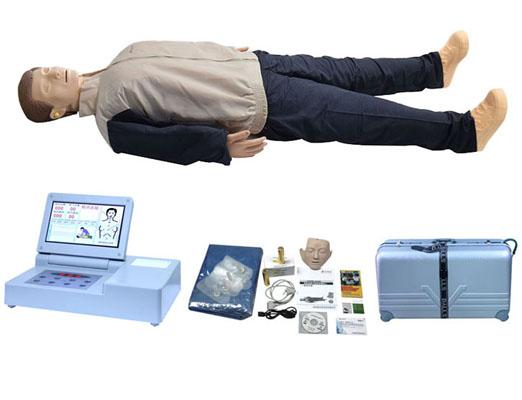 CPR690 高级大屏幕液晶彩显全自动电脑心肺复苏模拟人