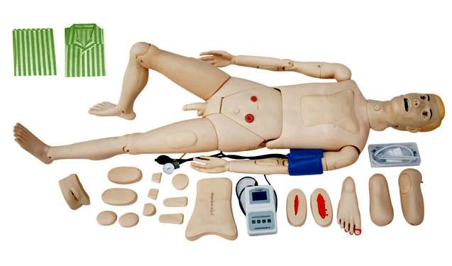 H125 高级全功能护理人模型(带血压测量)