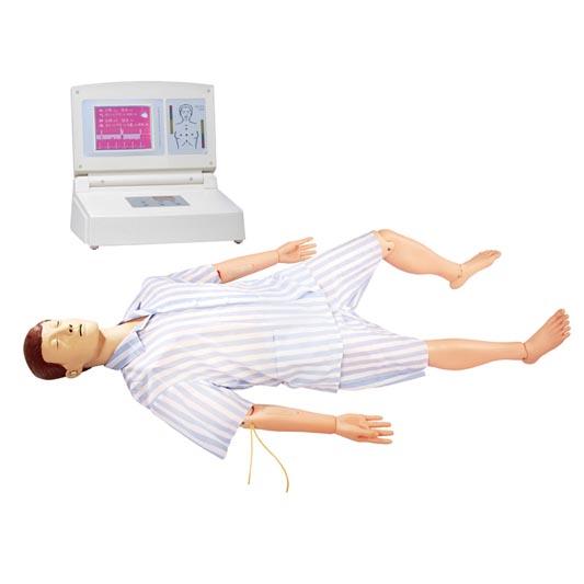 CPR680B 多功能急救护理训练模拟人(心肺复苏昌平大地影院电影排期、基础护理)